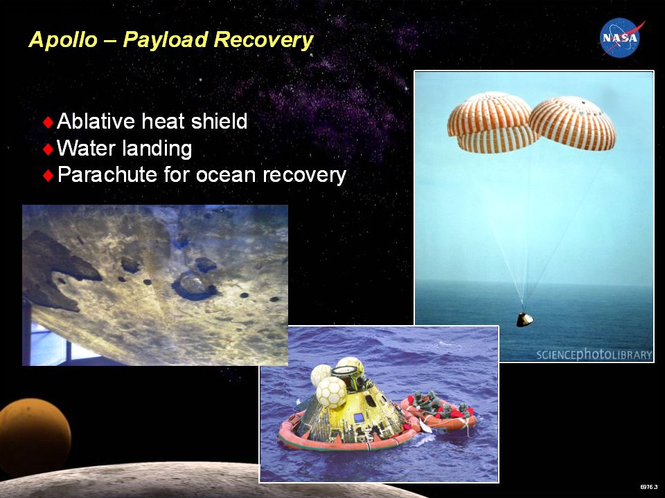 6976.4 Shuttle – Payload Recovery Heat Tiles Beta Cloth S-Curve