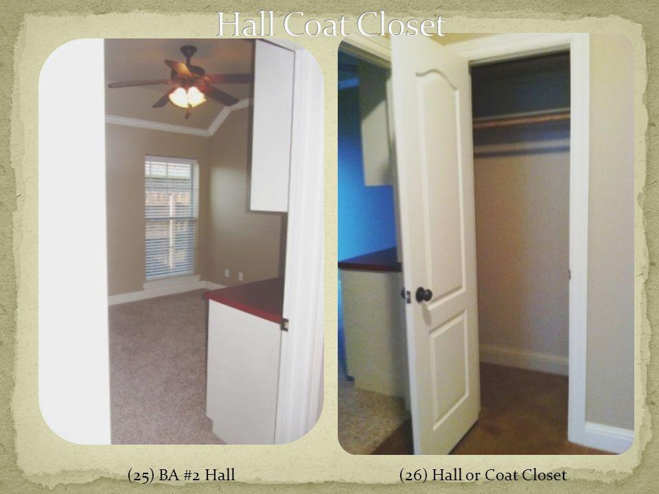 (25) BA #2 Hall