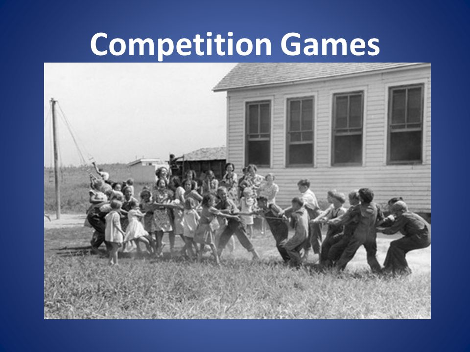 Competition Games