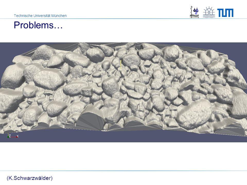 Technische Universität München (K.Schwarzwälder) Problems…
