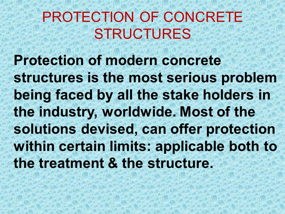 What is SMAC ® Protection.SMAC ® has four courses installed over the substrate.