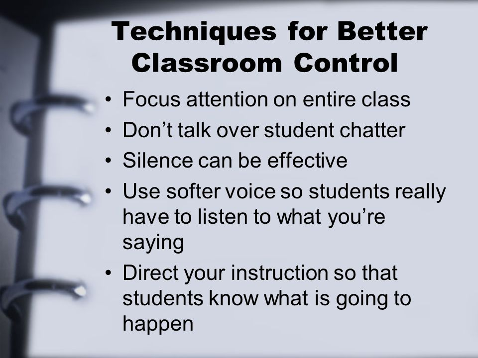 Classroom Rules For Conduct Formalized statements that provide students with general guidelines for the types of behaviors that are required and the types that are prohibited A few rules are easier to remember than many rules Each rule in a small set of rules is more important than each rule in a large set of rules