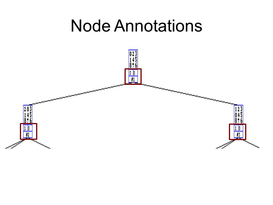 Node Annotations