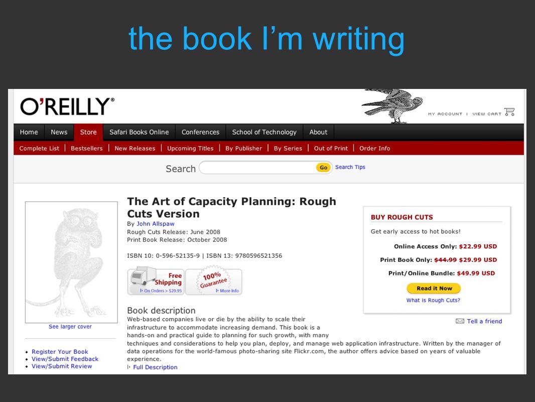 the book Im writing