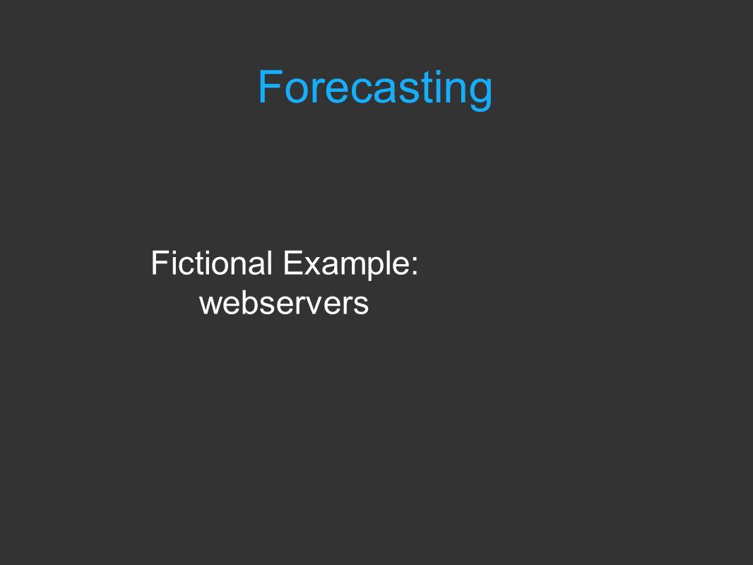 Fictional Example: webservers
