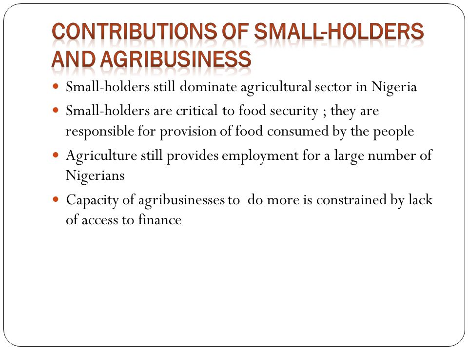 Clear portfolio diversification policy Lending institutions must formulate policy for portfolio diversification.