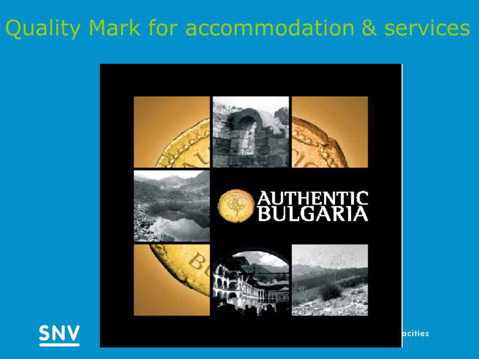 Quality Mark for accommodation & services