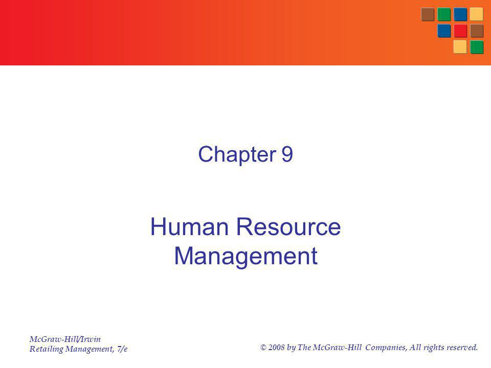 09-2 Retail and Site Locations Chapter 7,8 Retailing Strategy Organizational Structure & Human Resource Management Chapter 9 Retail Market & Financial Strategy Chapter 5, 6 Customer Relationship Management Chapter 11 Information and Distribution Systems Chapter 10
