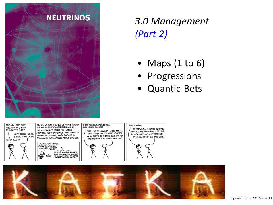 Neutrinos Bets .