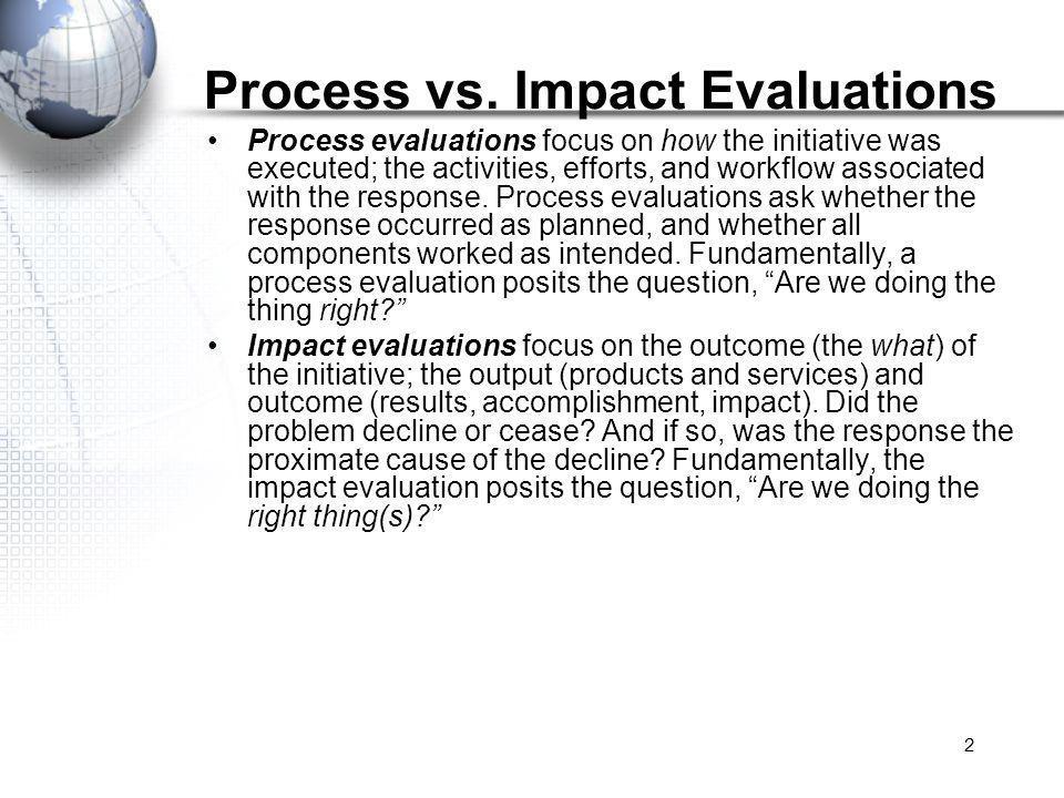 2 Process vs.