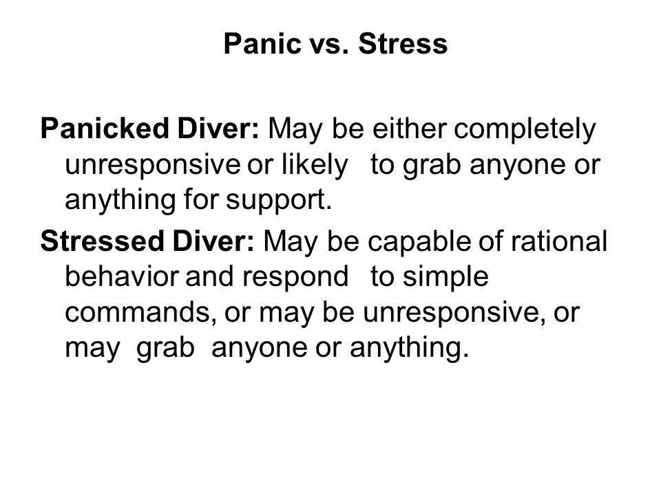 Panic vs.