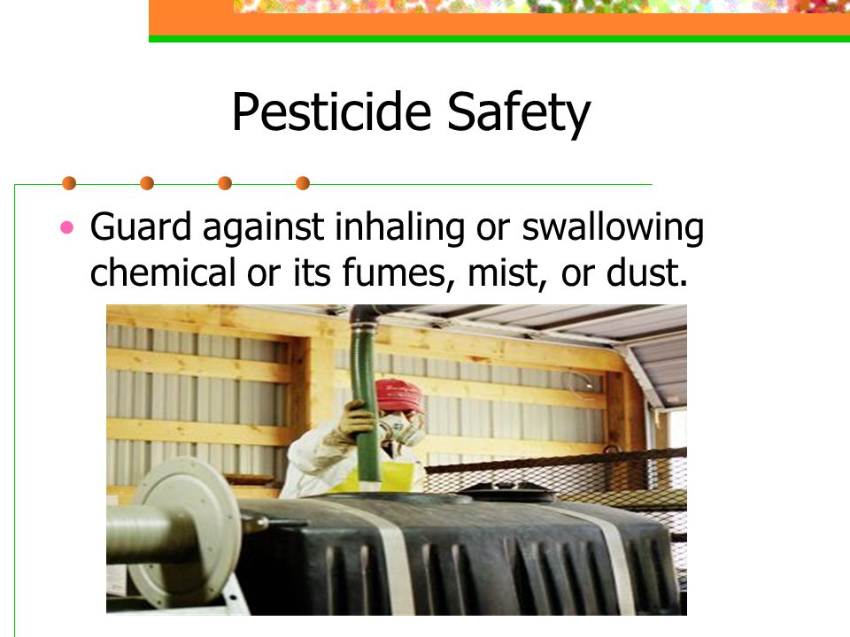 Environmental Protection Agency Pesticides must be approved by the EPA before they can be sold in the United States.