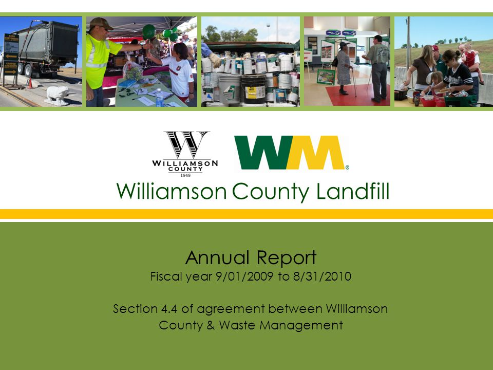 Landfill - Site Development On June 8 from 4 p.m.– 7 p.m.