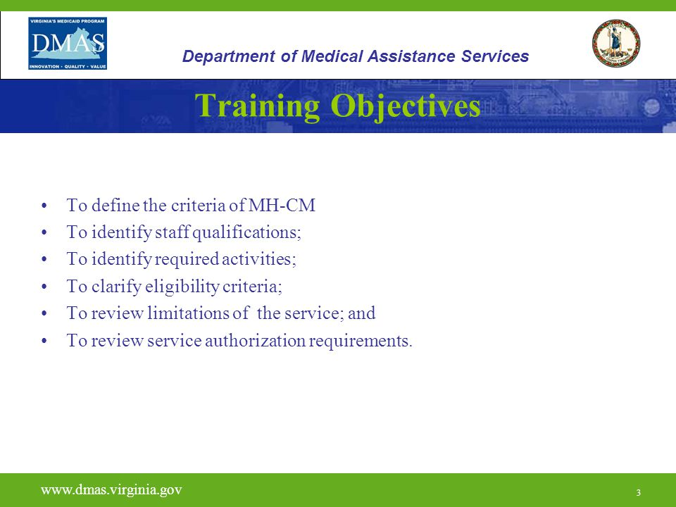 14 Required Activities The following services and activities must be provided: A face-to-face contact must be made at least once every 90-day period.