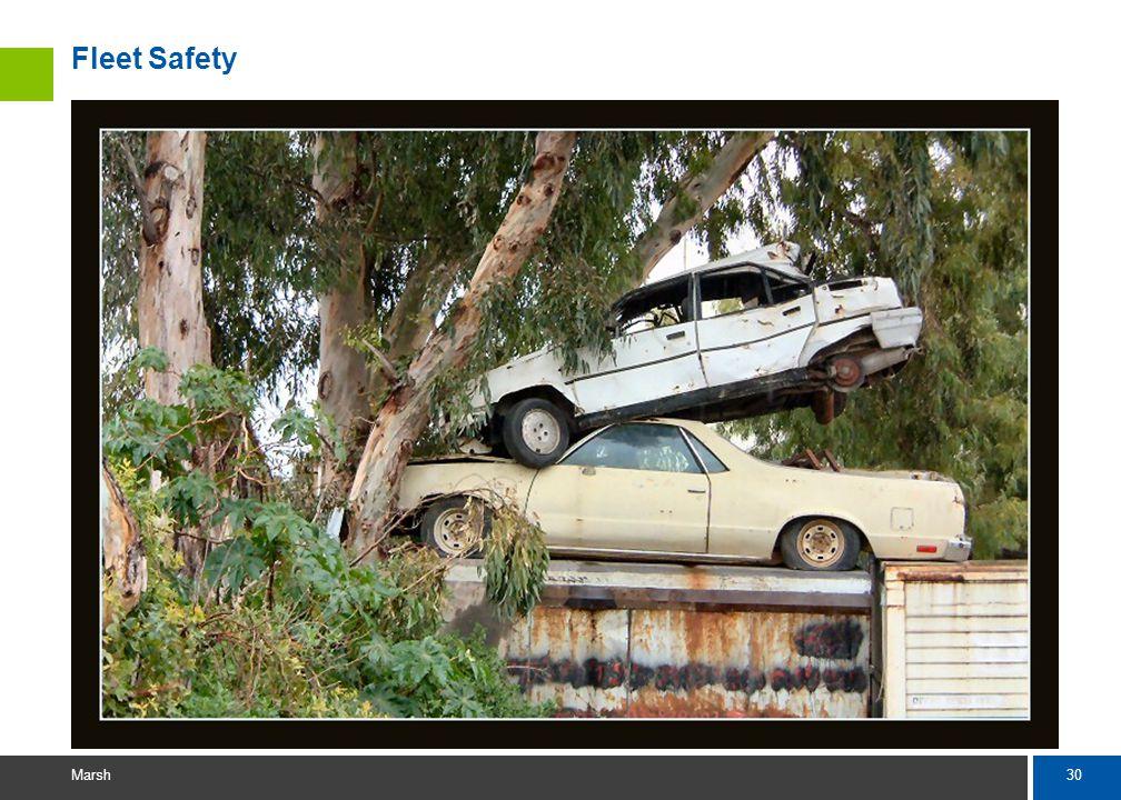 30 Marsh Fleet Safety