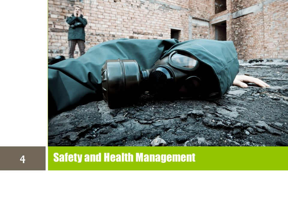 Safety and Health Management 4