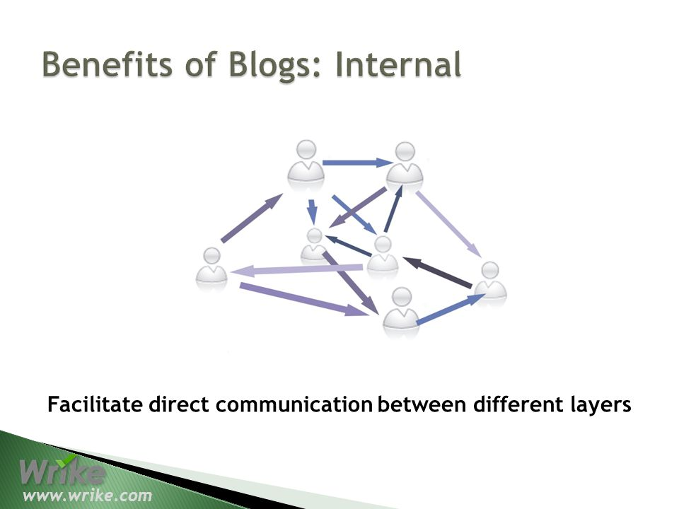 Facilitate direct communication between different layers