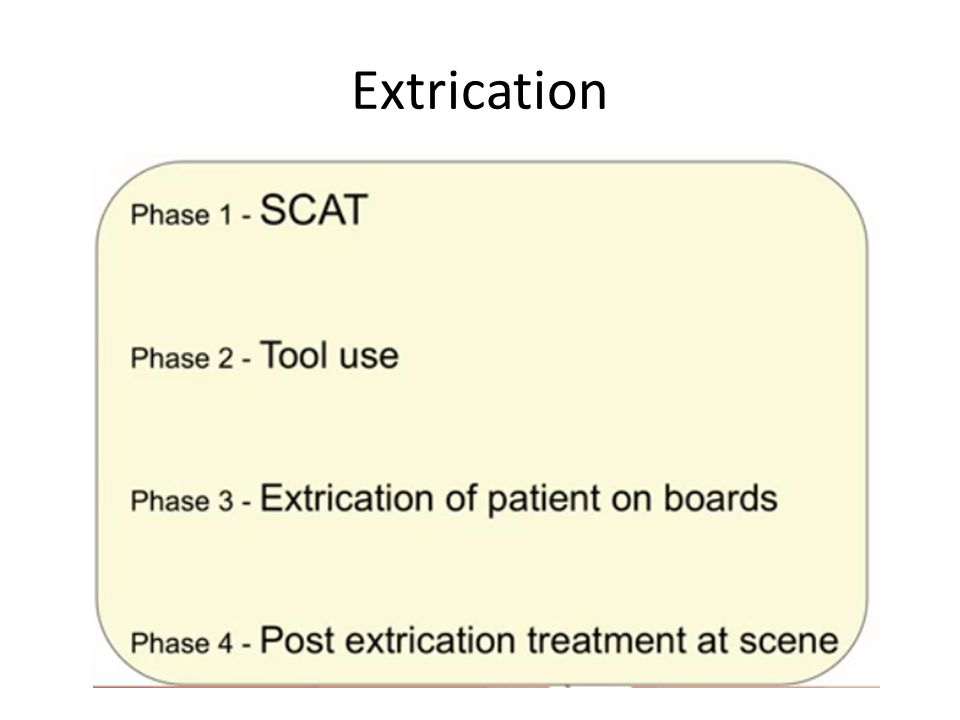 SCAT Safety Command and Communication Assessment Triage, Treatment and Transport