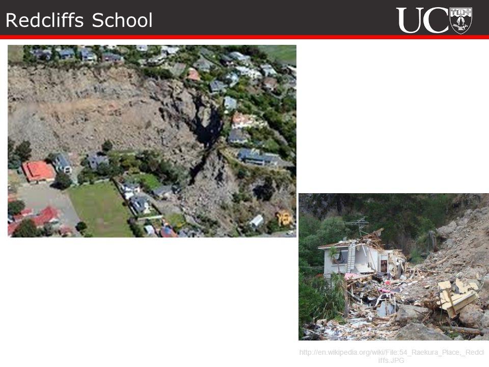 Redcliffs School http://en.wikipedia.org/wiki/File:54_Raekura_Place,_Redcl iffs.JPG