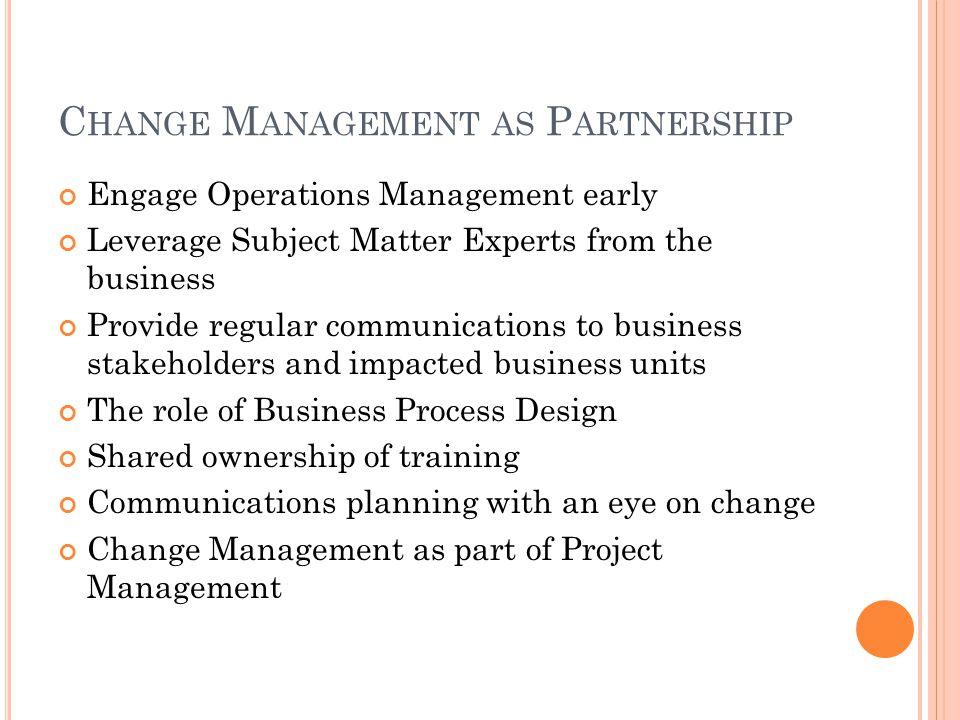 P ROJECT K NOWLEDGE A REAS Integration Management Scope Management Time Management Cost Management Quality Management Human Resource Management Communications Management Risk Management Procurement Management