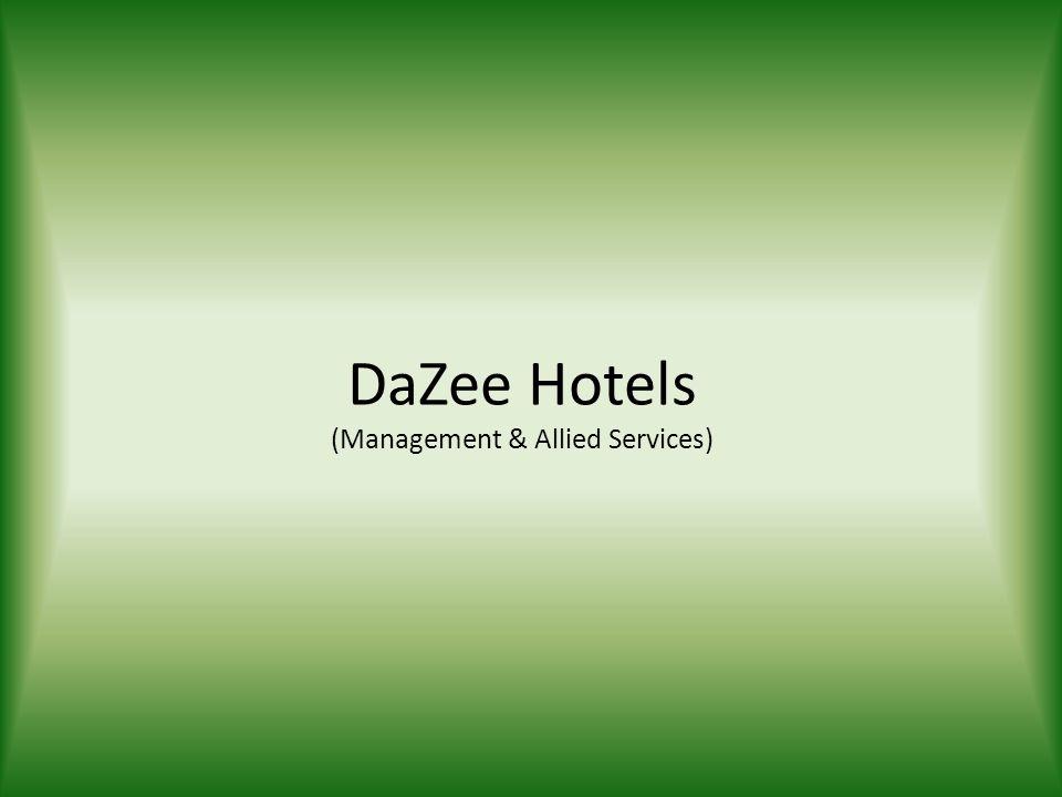 DaZee Hotels (Management & Allied Services)
