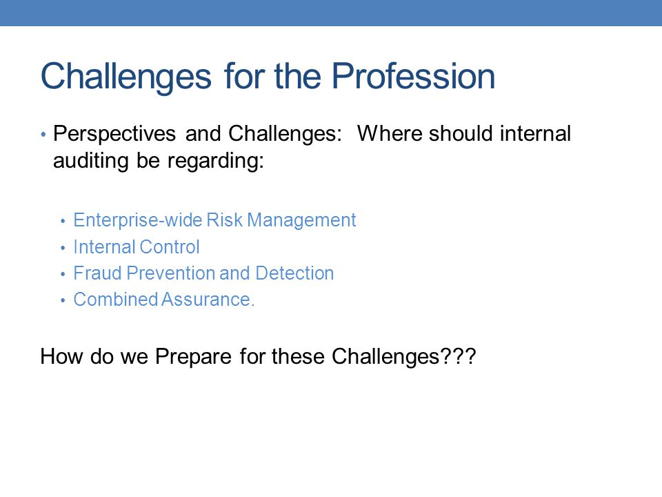 Assurance Fatigue – Making Compliance More Efficient Leadership from S.