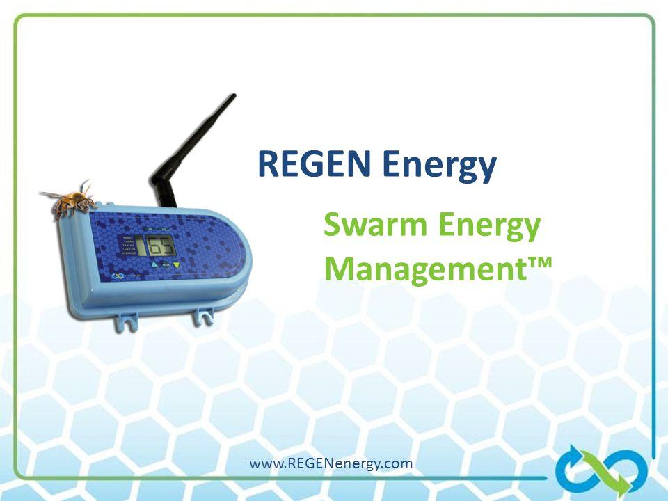 Traditional Method Swarm Logic Method Auto DR Event W HAT IS S WARM L OGIC ?