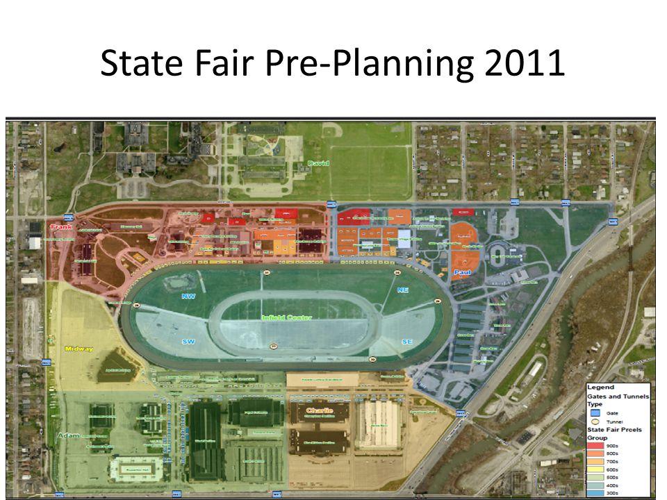 State Fair Pre-Planning 2011