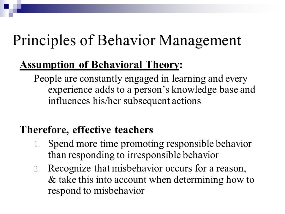 ABCs of Understanding Chronic Behavior Patterns What happens before (A or antecedent) the behavior occurs .