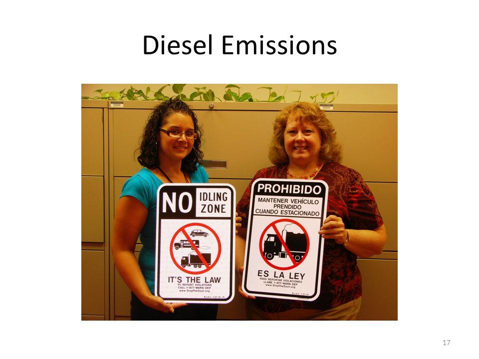 Diesel Emissions 17