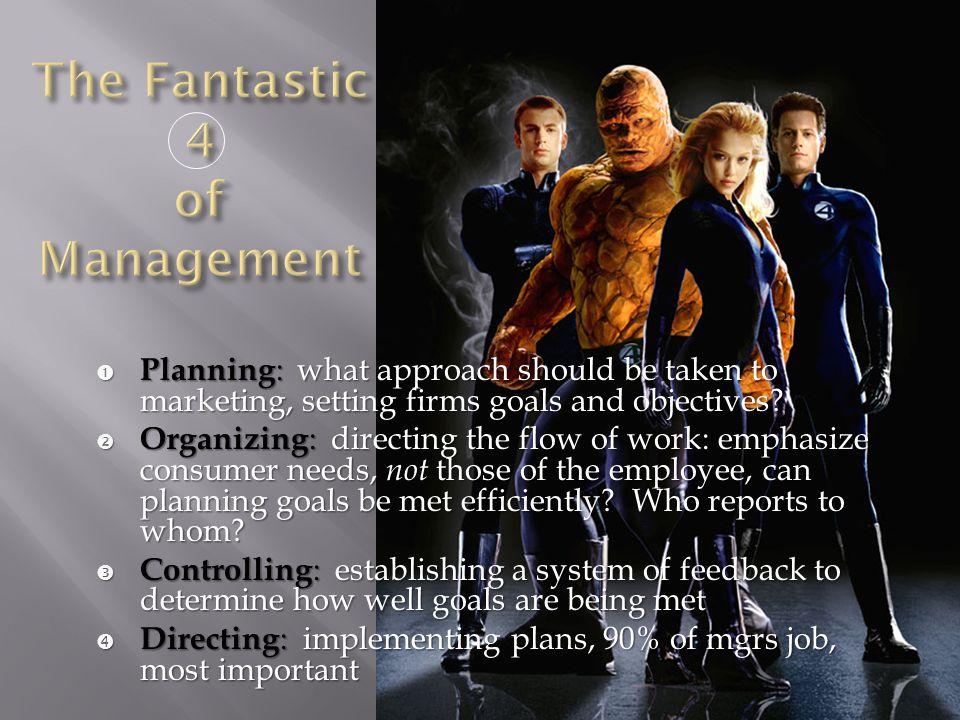 Φ Basically, its getting what you want (with what you have.) Φ We manage day to day activities all the time.