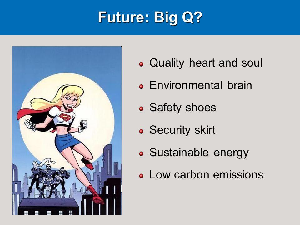 Future: Big Q.