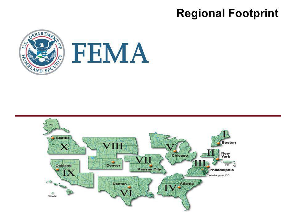 Regional Footprint