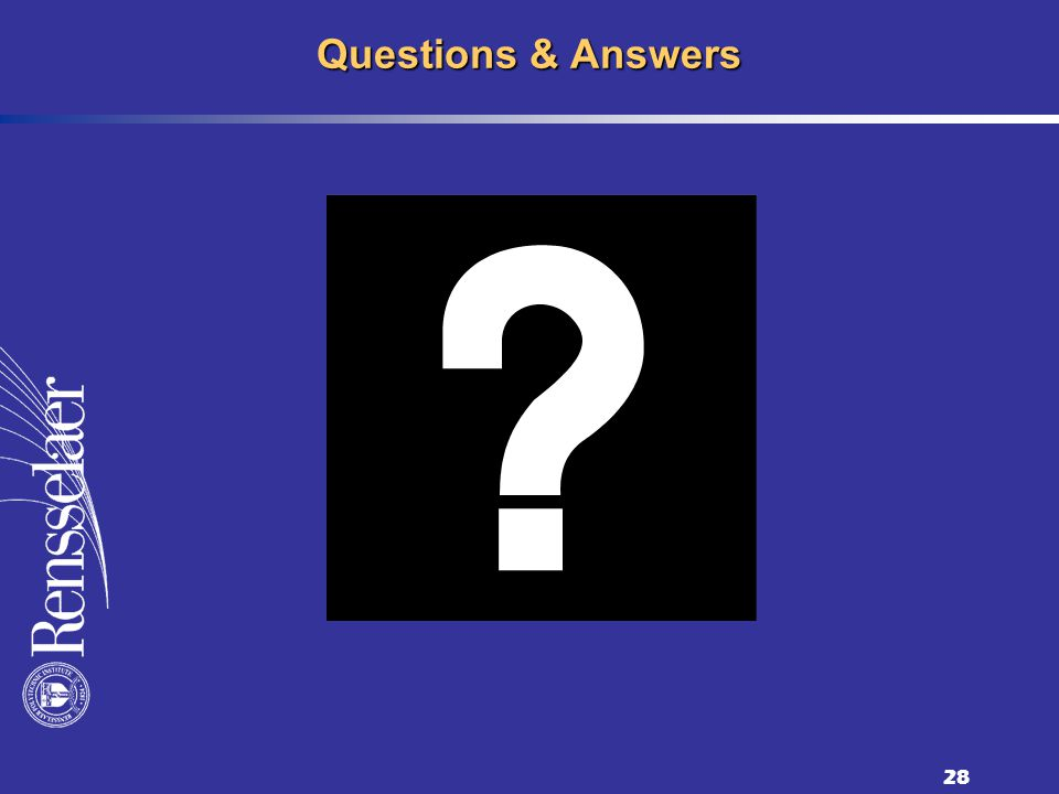 28 Questions & Answers