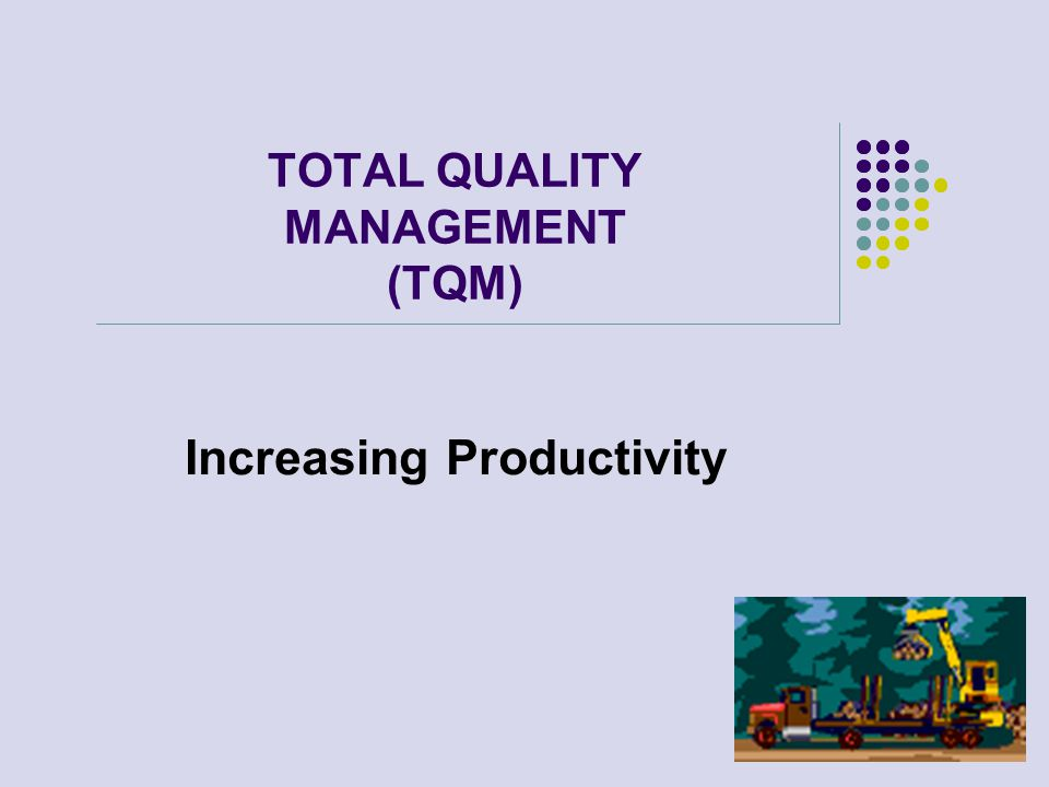 2 Introduction Planning prior to start Construction Implementing Personnel Management Procedures Planning and Scheduling Material Management Implementing an Emphasis on Cost and Risk Implementing TQM philosophy (Total Quality Management)