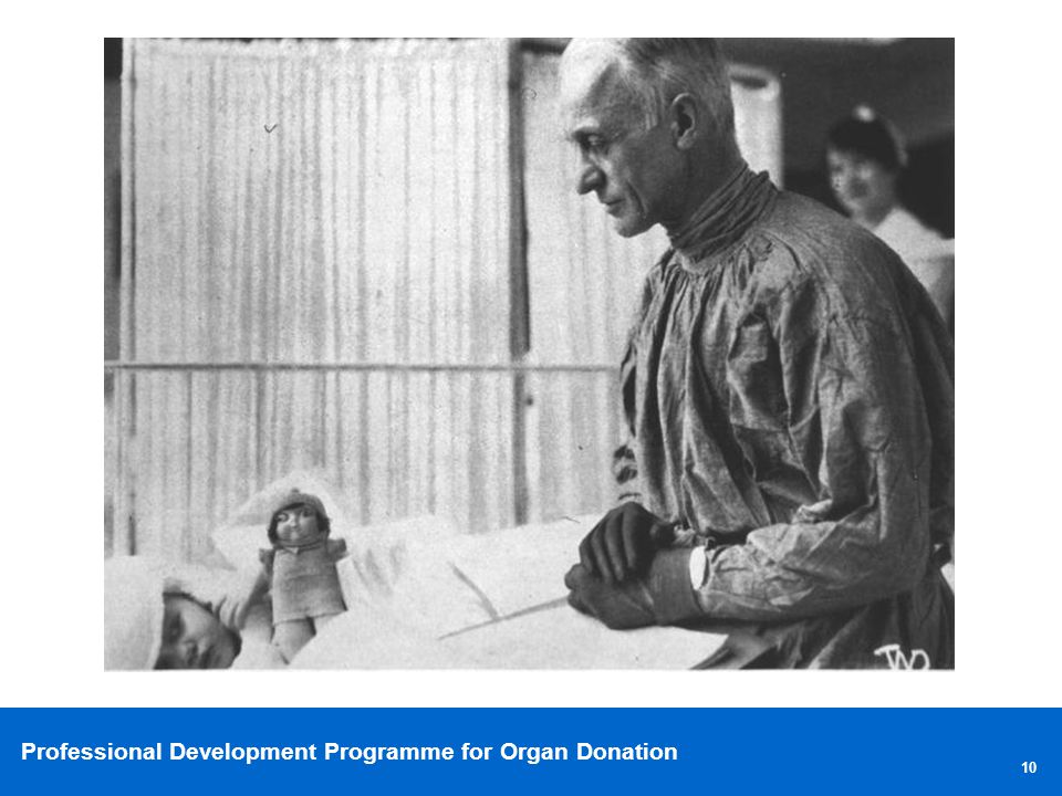 Professional Development Programme for Organ Donation 10