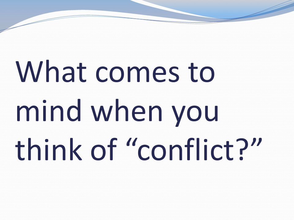 Conflict Management Is Complex Is Impacted by Personal Characteristics Contextual Characteristics Cultural Characteristics