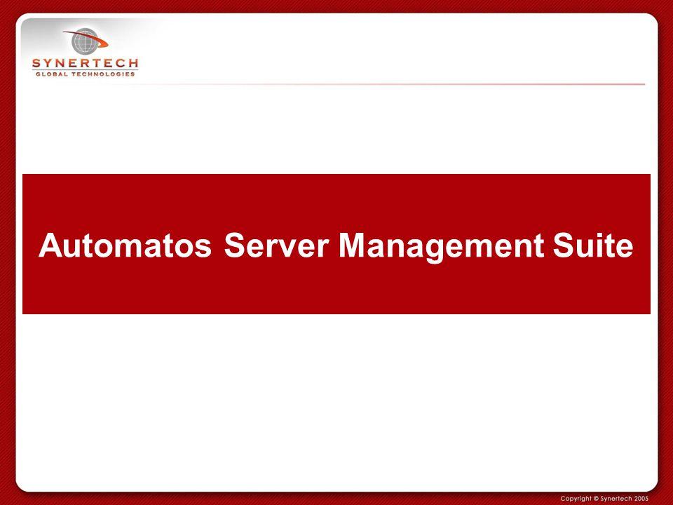 Automatos Server Management Suite