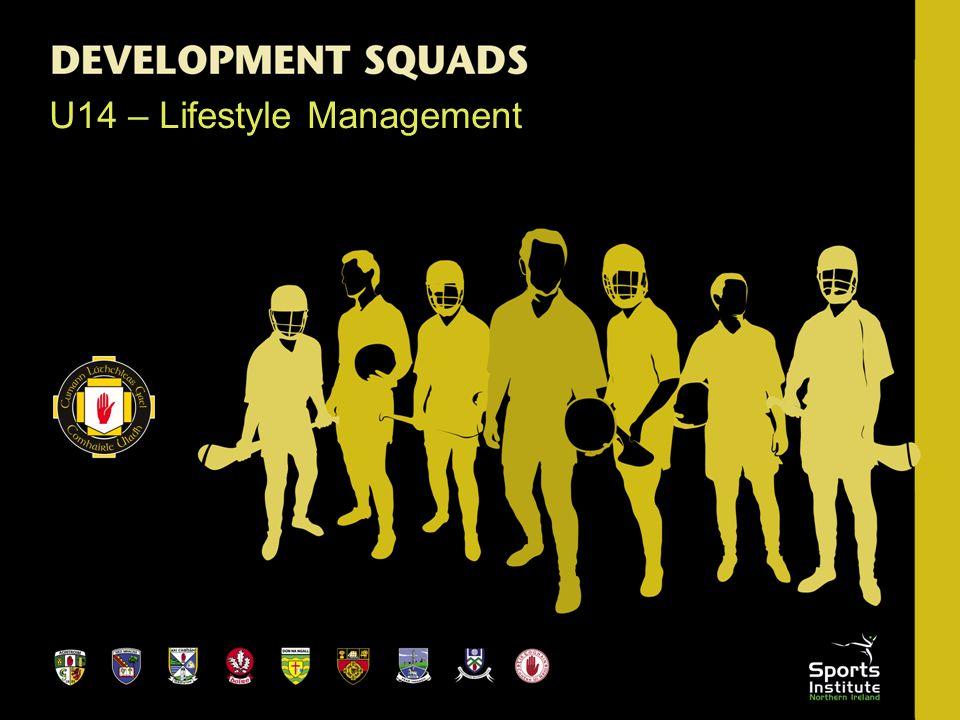 U14 – Lifestyle Management