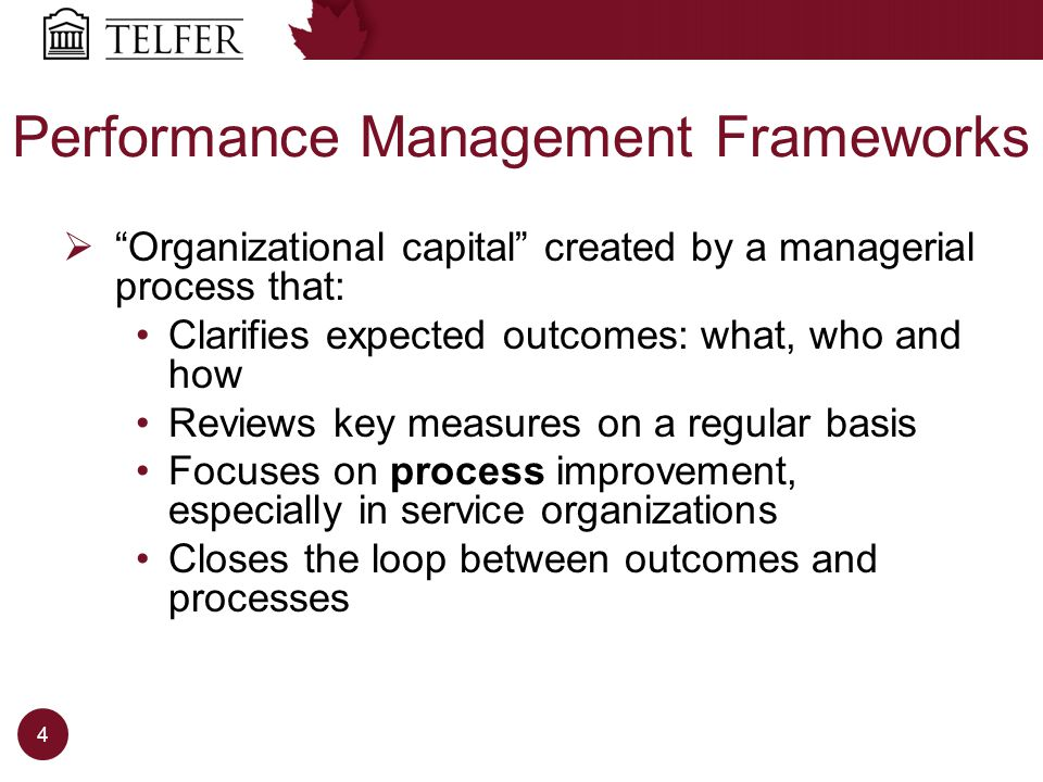 THE PERSONAL SIDE OF ORGANIZATIONAL PERFORMANCE 15