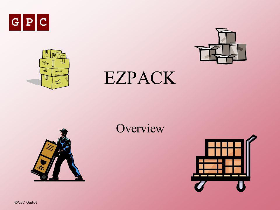GPC GPC GmbH EZPACK Overview