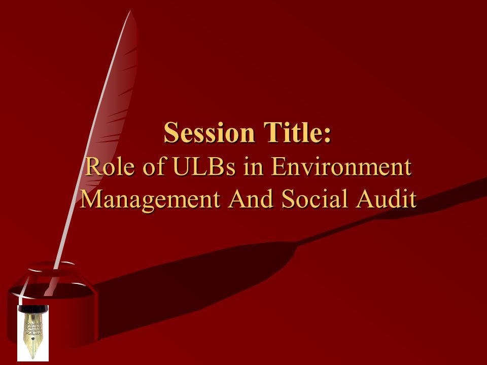 Training Module on Audit of ULBs Session 12 32 Urbanisation and Waste Generation In most of the urban areas 100 percent of the population is serviced by municipal waste collection.In most of the urban areas 100 percent of the population is serviced by municipal waste collection.
