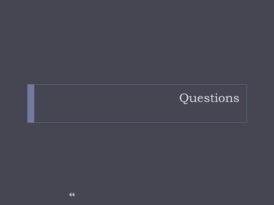 Questions 44