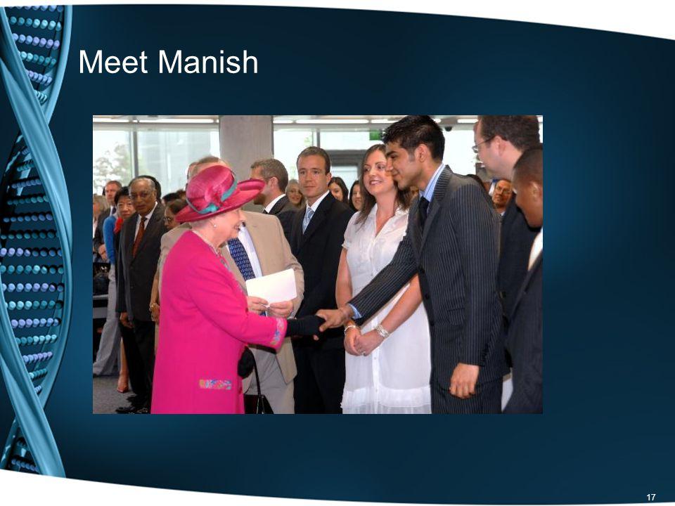 17 Meet Manish