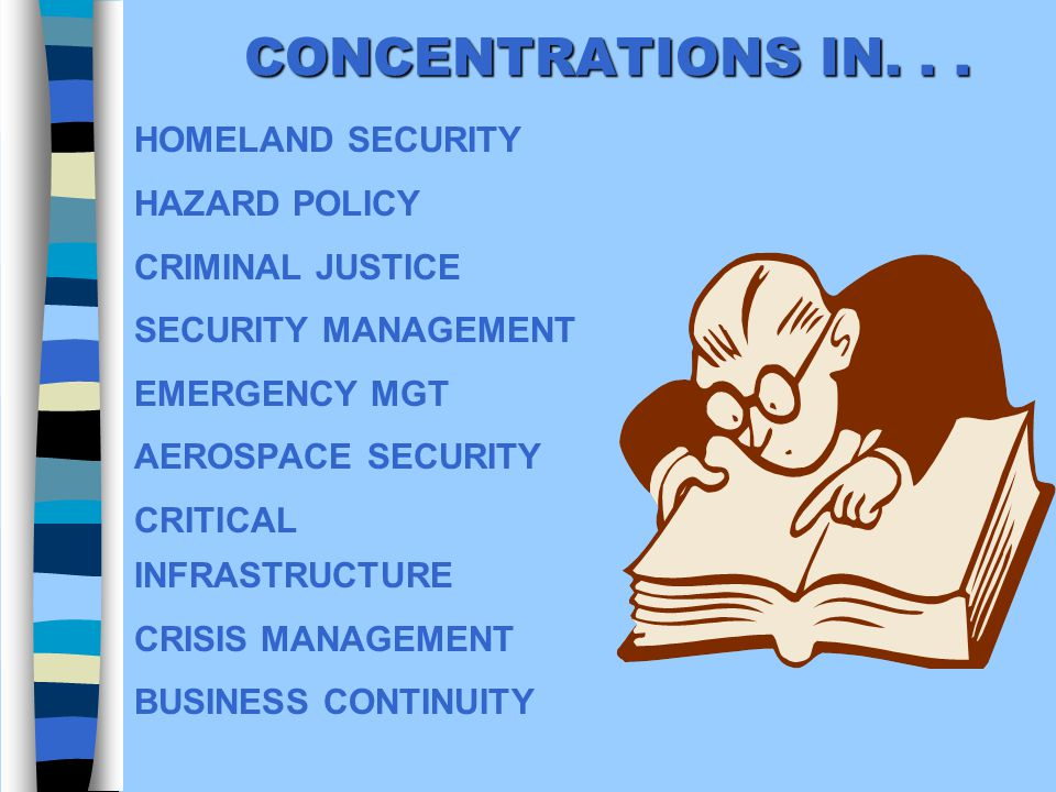 CONCENTRATIONS IN...