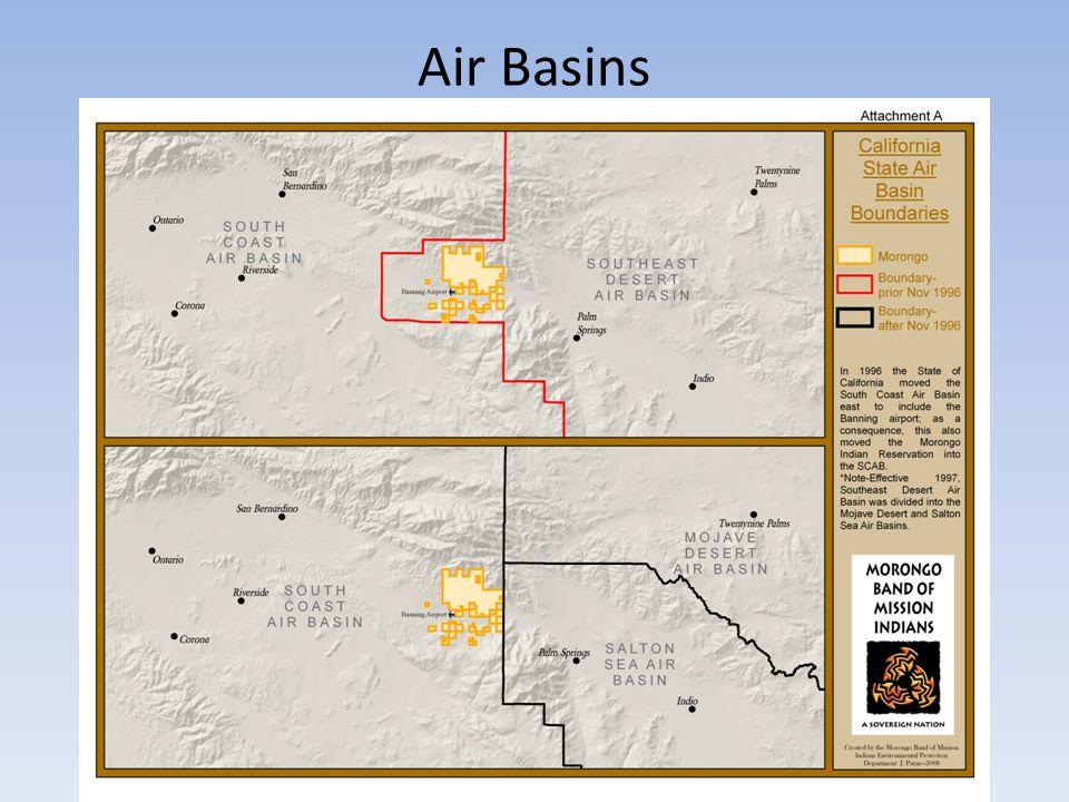 Air Basins