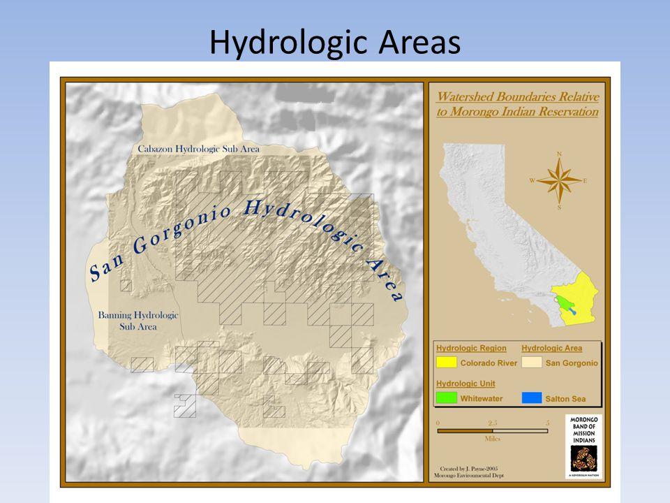 Hydrologic Areas