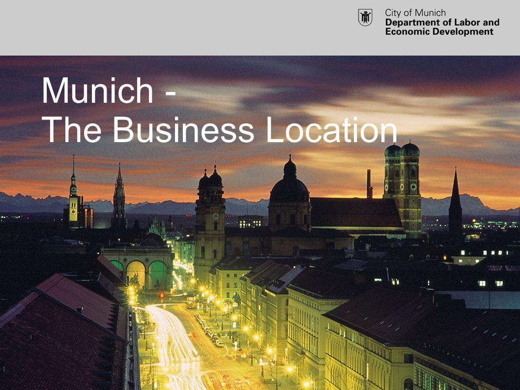 Munich as a Business Location Dr.