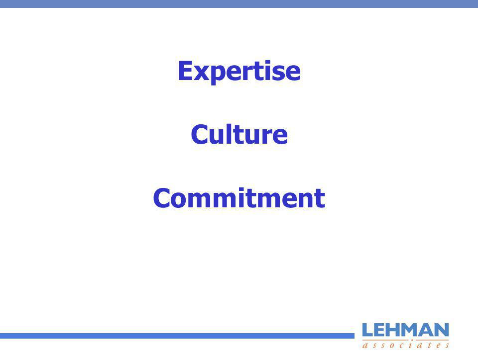 Expertise Culture Commitment