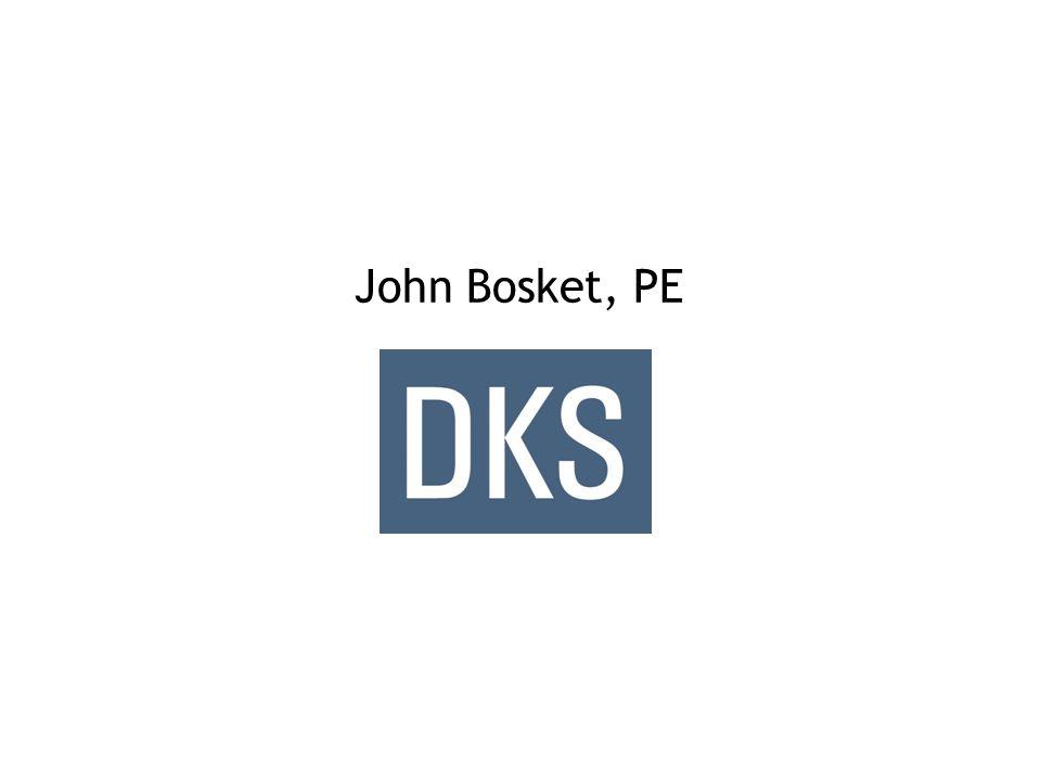 John Bosket, PE